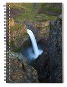 Palouse Falls Spiral Notebook