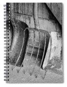 Palouse Farm Tools 4348 Spiral Notebook