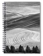 Palouse Field 2740 Spiral Notebook