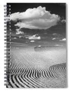 Palouse Field 2918 Spiral Notebook