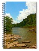 Paluxy River Spiral Notebook