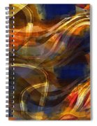 Pamplona Spiral Notebook