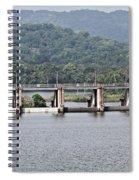 Panama044 Spiral Notebook