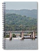 Panama045 Spiral Notebook