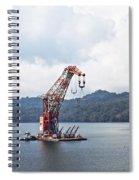Panama046 Spiral Notebook