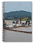 Panama050 Spiral Notebook