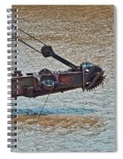 Panama051 Spiral Notebook