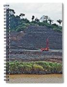 Panama056 Spiral Notebook