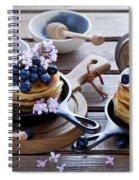 Pancake Spiral Notebook