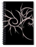 Pandemonium  Spiral Notebook