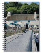 Pandora Inn Cornwall Spiral Notebook