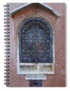 Pane Per I Poveri Spiral Notebook