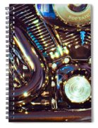 Panel II From Mechanism Spiral Notebook