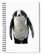 Panguin Spiral Notebook