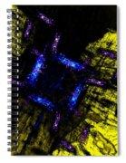 Panic Attack Spiral Notebook