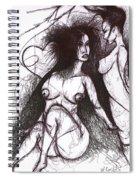 Panis Evil Spiral Notebook