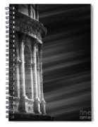 Panorama Of Roma Spiral Notebook