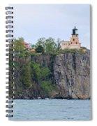 Panorama Rock Spiral Notebook