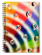 Pantone Bubbles Spiral Notebook