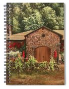 Paoletti  Estates Winery Spiral Notebook