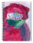 Papagallo Number One Spiral Notebook