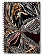Paper Party Bells Spiral Notebook
