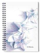 Paper Petals Spiral Notebook