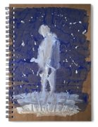 Paper Shadows 14 Spiral Notebook