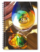Paperweights Spiral Notebook