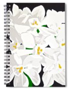 Paperwhites Spiral Notebook