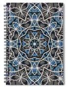 Papilloz - Kaleidoscope Spiral Notebook