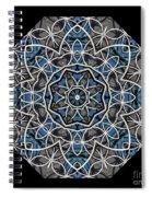 Papilloz - Mandala Spiral Notebook