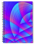 Parabolic Spiral Notebook