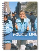 Parade For 1998 World Series Champions Spiral Notebook