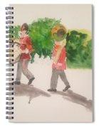 Parade Spiral Notebook