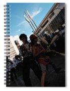 Parade Performance Spiral Notebook