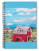Paradise Acres Spiral Notebook