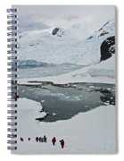 Paradise Bay... Spiral Notebook