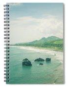 Paradise Bay Spiral Notebook