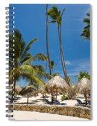 Paradise Beach Spiral Notebook
