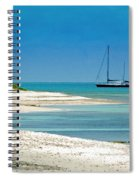 Paradise Found Spiral Notebook