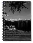 Paradise II Spiral Notebook