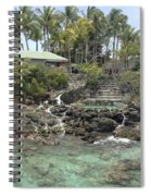 Paradise In Coki Spiral Notebook