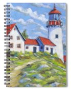 Paradise On The Point Spiral Notebook