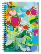 Paradise Outer Limits Spiral Notebook