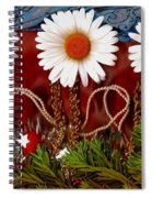 Paradise  Peace Spiral Notebook