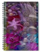 Paradise Popart Spiral Notebook