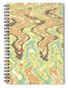 Parallel Paths Spiral Notebook