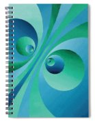 Parallel Universes Spiral Notebook