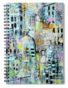 Parallel Worlds Spiral Notebook